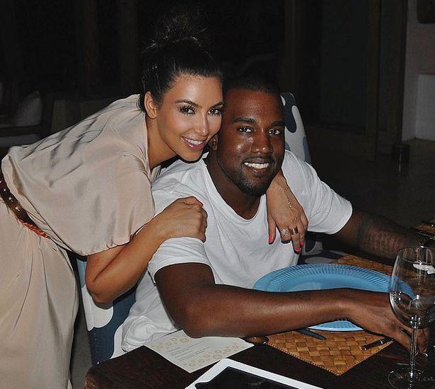 Kim Kardashian e Kanye West nuk janë në  frekuencat  e njëjta