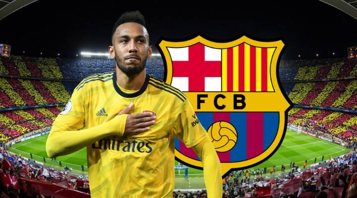 Barcelona rikthen interesimin për Aubameyang