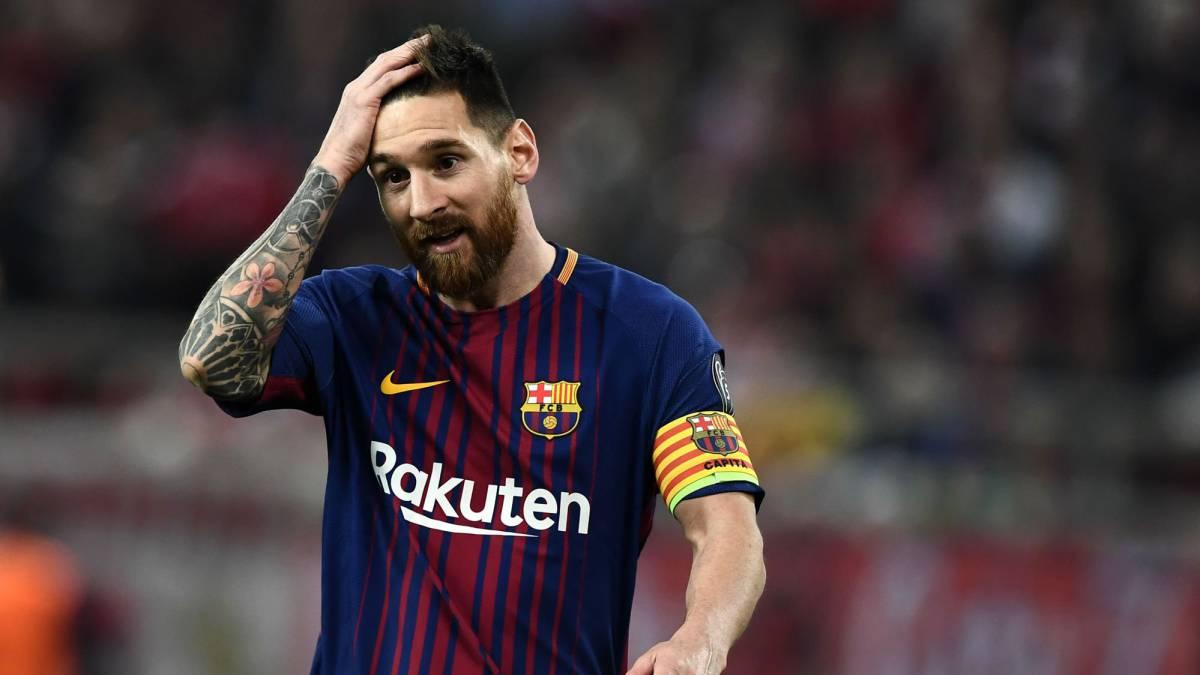 Barcelona mund të jetë pa Messi n në përballjen ndaj Mallorca s