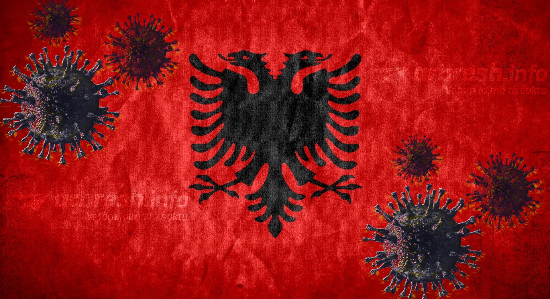 Covid-19 në Shqipëri