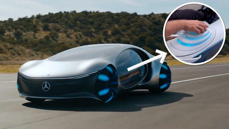 Mercedesi i ri me dizajn dhe teknologji moderne nuk do të ketë timon