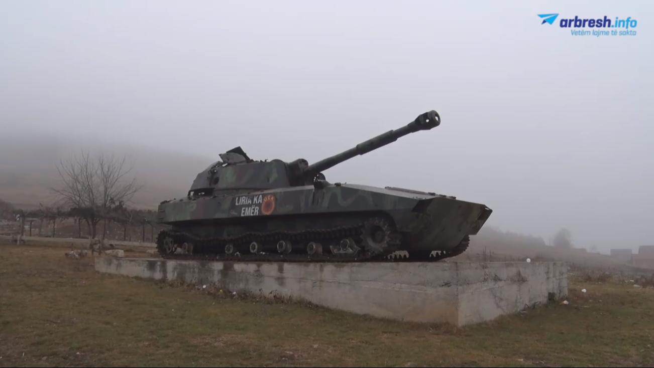 """Tanku i Drenasit që i """"mbijetoi"""" luftës, serbët tentuan disa herë ta marrin"""